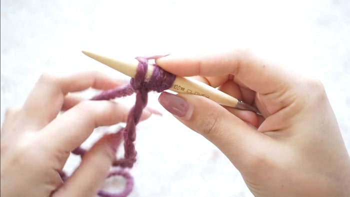 Mantas para bebés Cómo hacerlas tejiendo a dos agujas 3